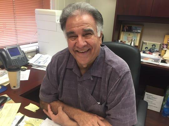 "Nueces County Chief Appraiser Ramiro ""Ronnie"" Canales"