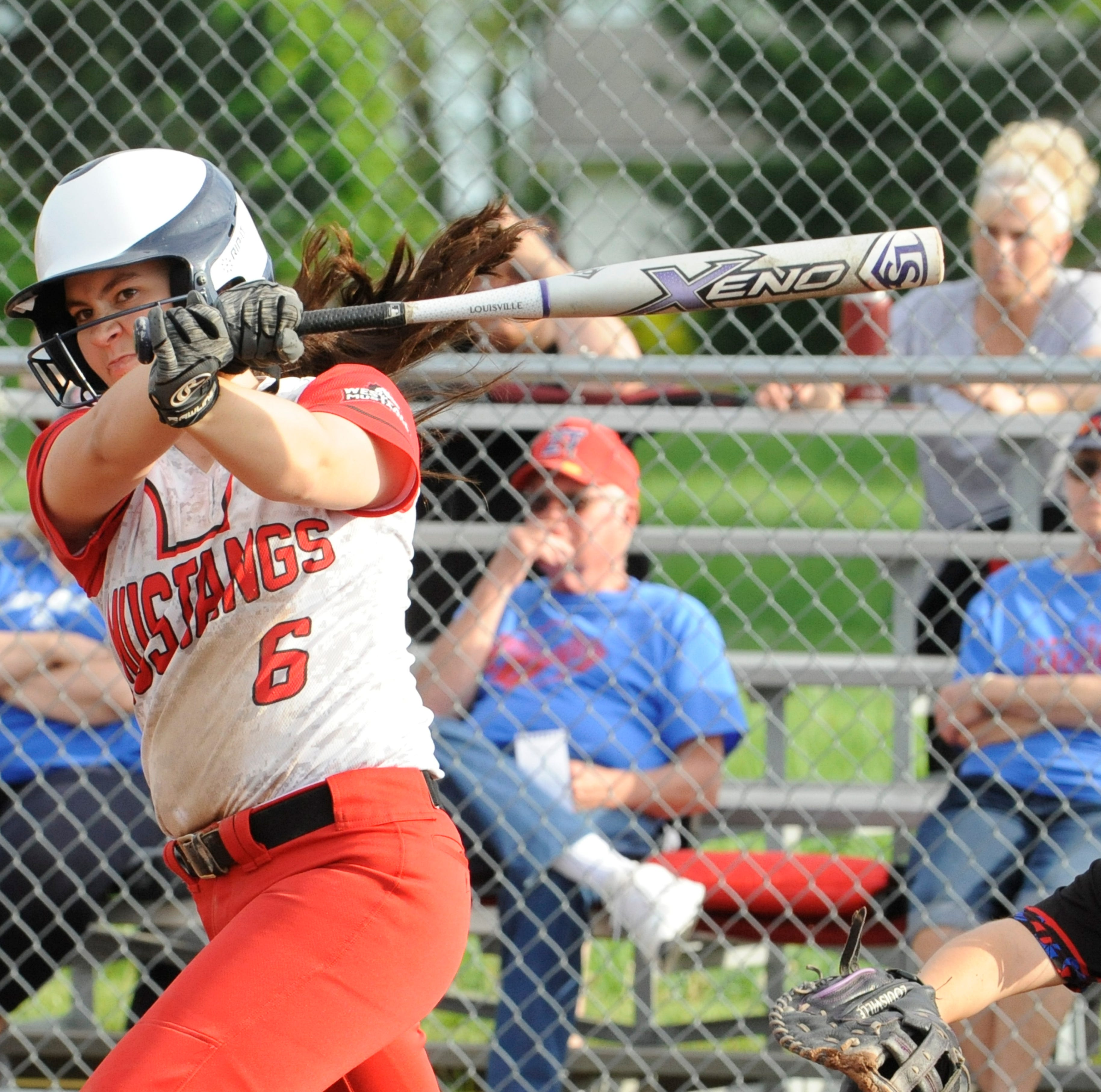 Golden again: Westfall softball wins second straight SVC Gold Ball after 4-0 win over ZT