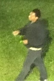 If you know this person, Cincinnati police want you to call Crime Stoppers at 352-3040.