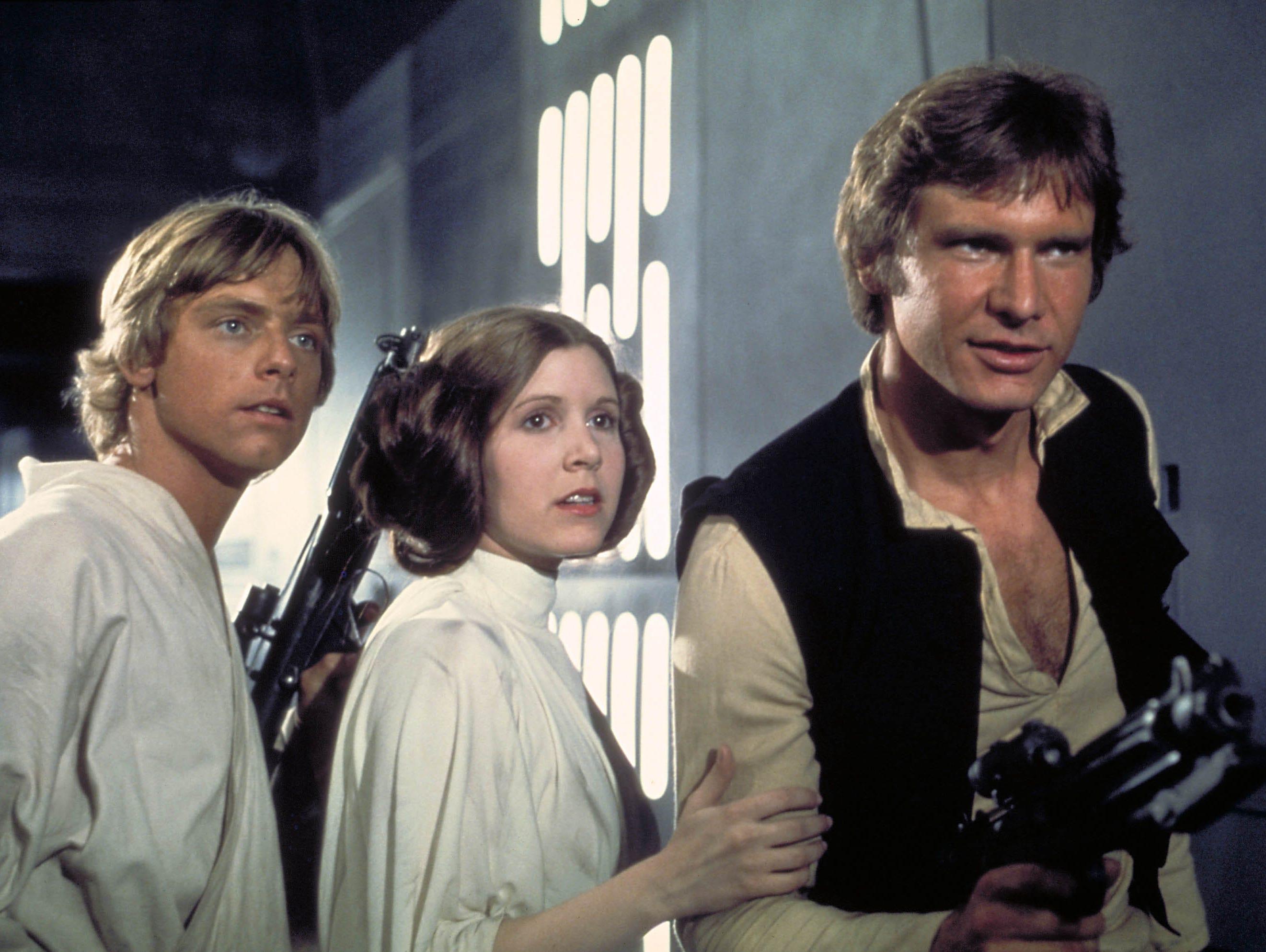 Star Wars quiz: Are you a Jedi, Sith or rebel?