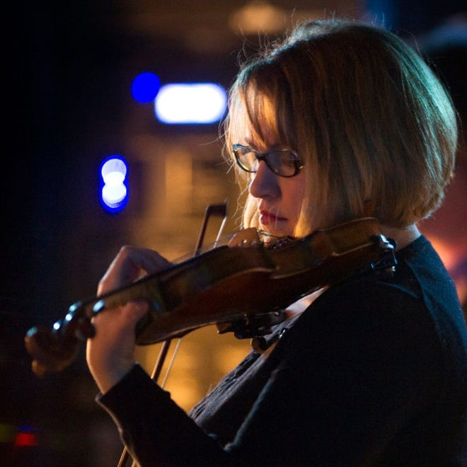 Amy Kiradjieff picked up her first violin when she just over 2. By 10, she decided to pursue a professional music career.