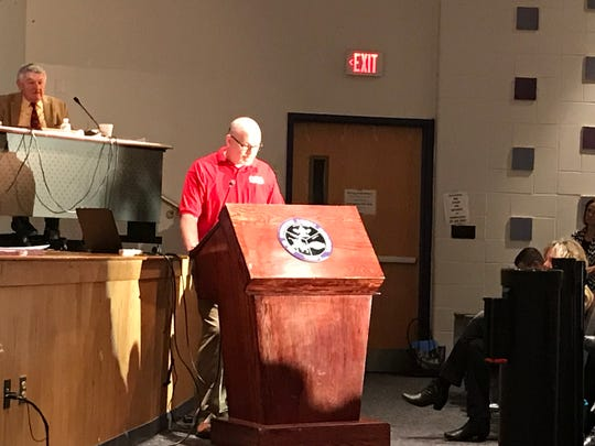 Tim O'Neill, a teacher and president of the Old Bridge Education Association (OBEA), which represents more than 1,150 teachers and educational support professionals, said there has been a lack of communication throughout the Old Bridge Board of Education budget process.