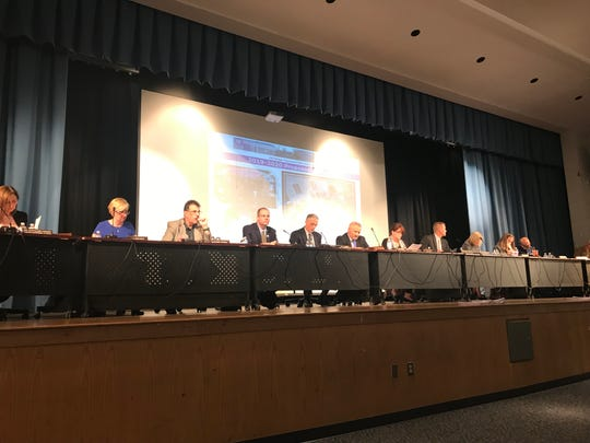 About 85 positions will be eliminated and taxpayers will see an increase in the school portion of their municipal tax bill under the $150.7 million budget for the 2019-20 school year approved by the Old Bridge Board of Education Thursday night