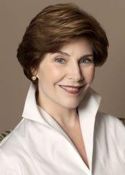Former first lady, Laura Bush