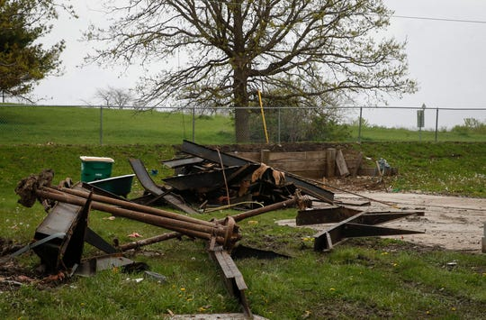 "Utah-based Havenpark Capital Partners, the new owner of North American Mobile Home Park in Indianola, is tearing down dilapidated homes. It has said it will conduct home inspections, and rents may be adjusted ""from time to time."""