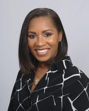 Erin Perry, director of the Detroit Free Press Summer Apprentice Program