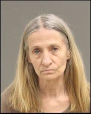 Warren Police took Karen Spranger into custody ona felony larceny warrant about 4 p.m. Thursday at a Tim Hortons restaurant at 12 Mile and Mound roads inWarren.