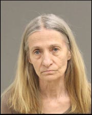 Warren Police took Karen Spranger into custody on a felony larceny warrant about 4 p.m. Thursday at a Tim Hortons restaurant at 12 Mile and Mound roads in Warren.