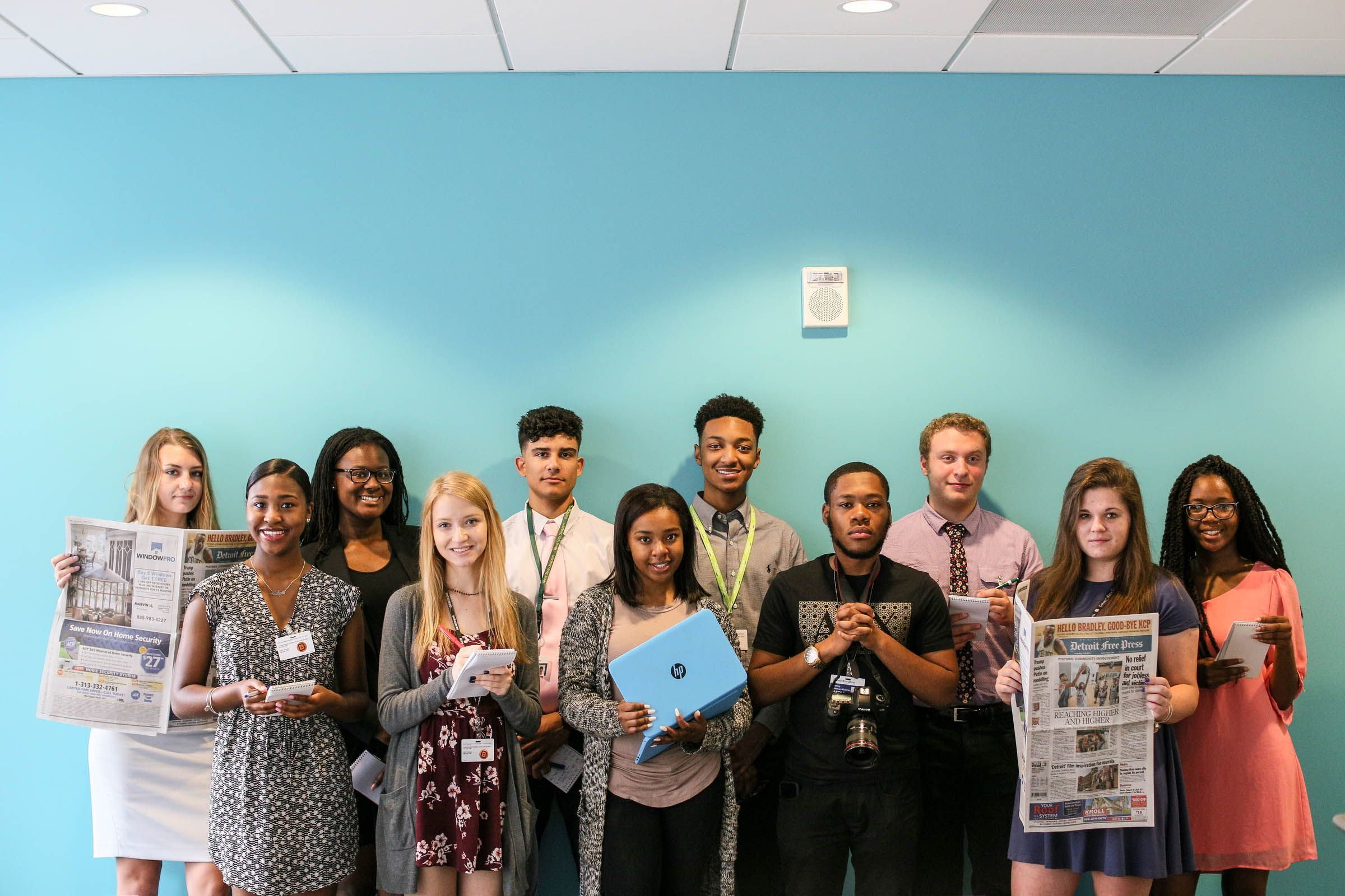 The 2017 Detroit Free Press Apprentices
