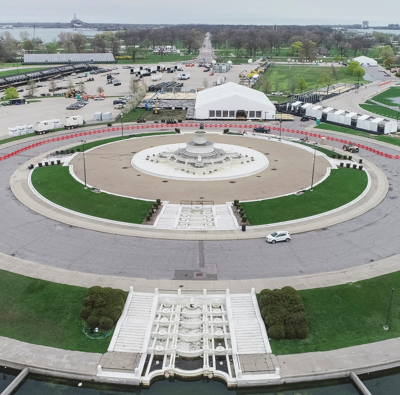 Belle Isle is a mess. Here's what's happening to Detroit's island jewel