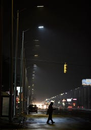 """The Public Lighting Authority in itscomplaintagainst Leotek Electronics USAnotes that upwardof20,000 LED lights are """"prematurely dimming and burning out"""" and putting the city's revitalization progress """"in jeopardy."""""""