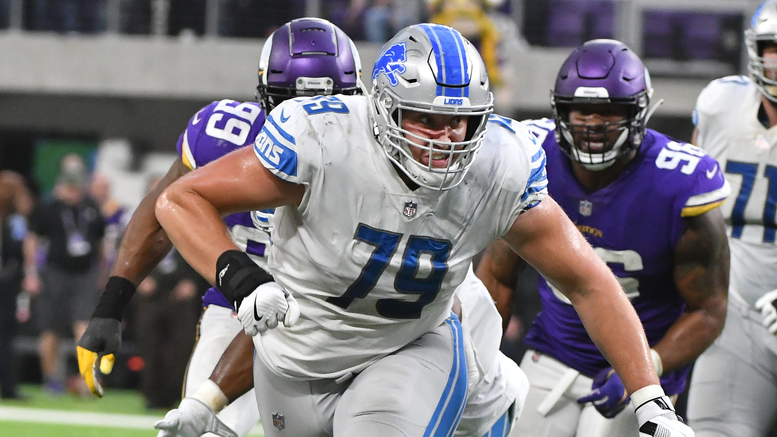 3183cdb8 Detroit Lions mailbag: OL outlook, Matthew Stafford's future, Ed ...