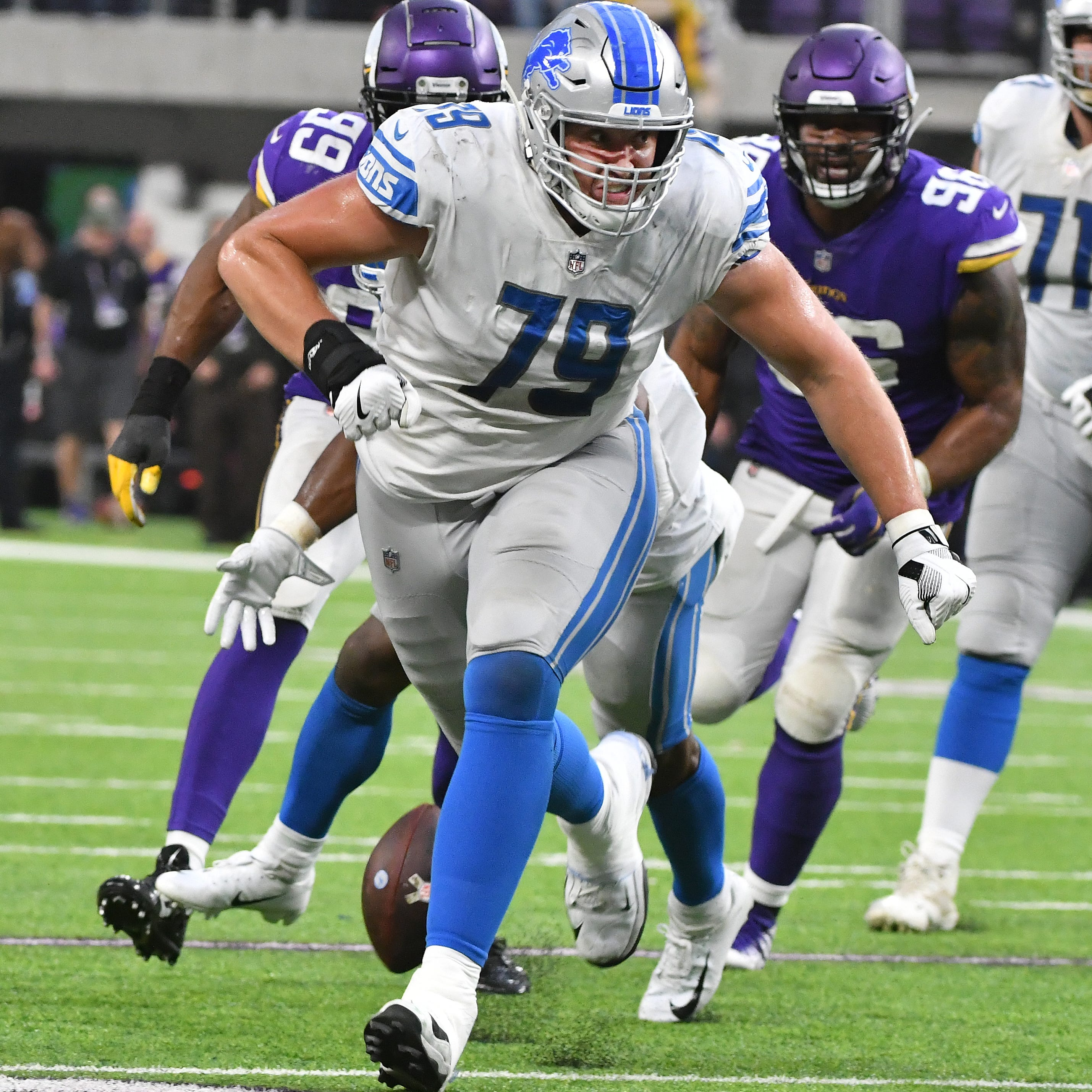 Lions mailbag: OL outlook, Stafford's future, Oliver's impact and more