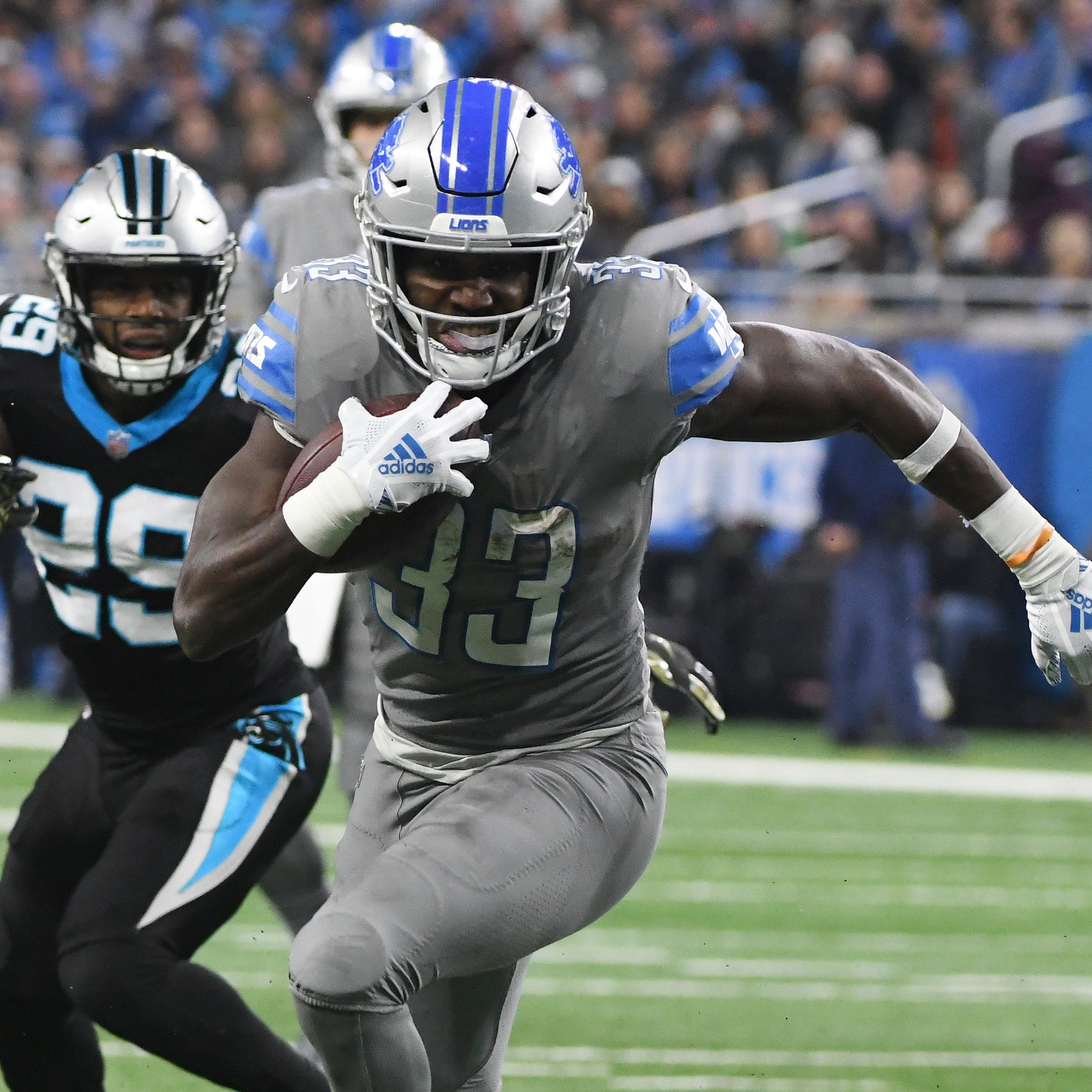 Wojo: No spoiler here – Kerryon Johnson the key to Lions' offense
