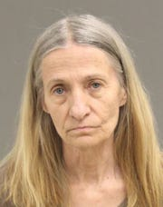 Former Macomb County Clerk Karen Spranger in her arrest photo (May 2, 2019).