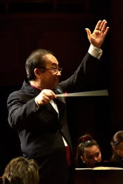 Toshiyuki Shimada is the music director and conductor of the Orchestra of the Southern Finger Lakes.