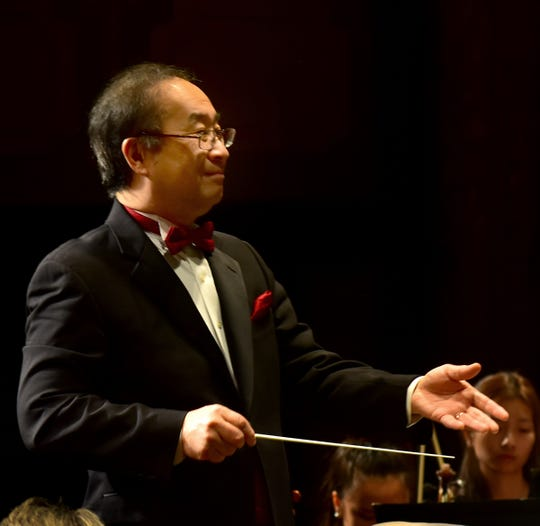 Orchestra of the Southern Finger Lakes Conductor and Music Director Toshiyuki Shimada will conduct the 'Salute to Mothers' concert Saturday evening.