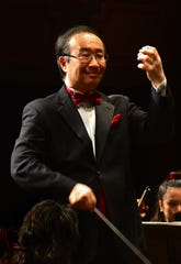 The Orchestra of the Southern Finger Lakes is led by Toshiyuki Shimada, who also serves as music director.