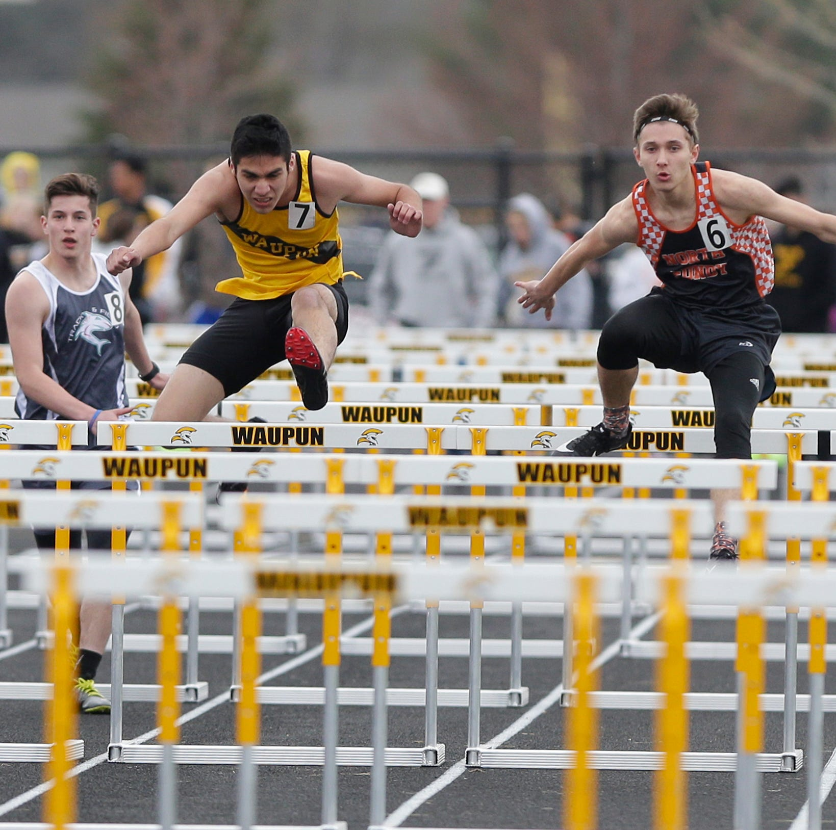 High school: Friday's boys results
