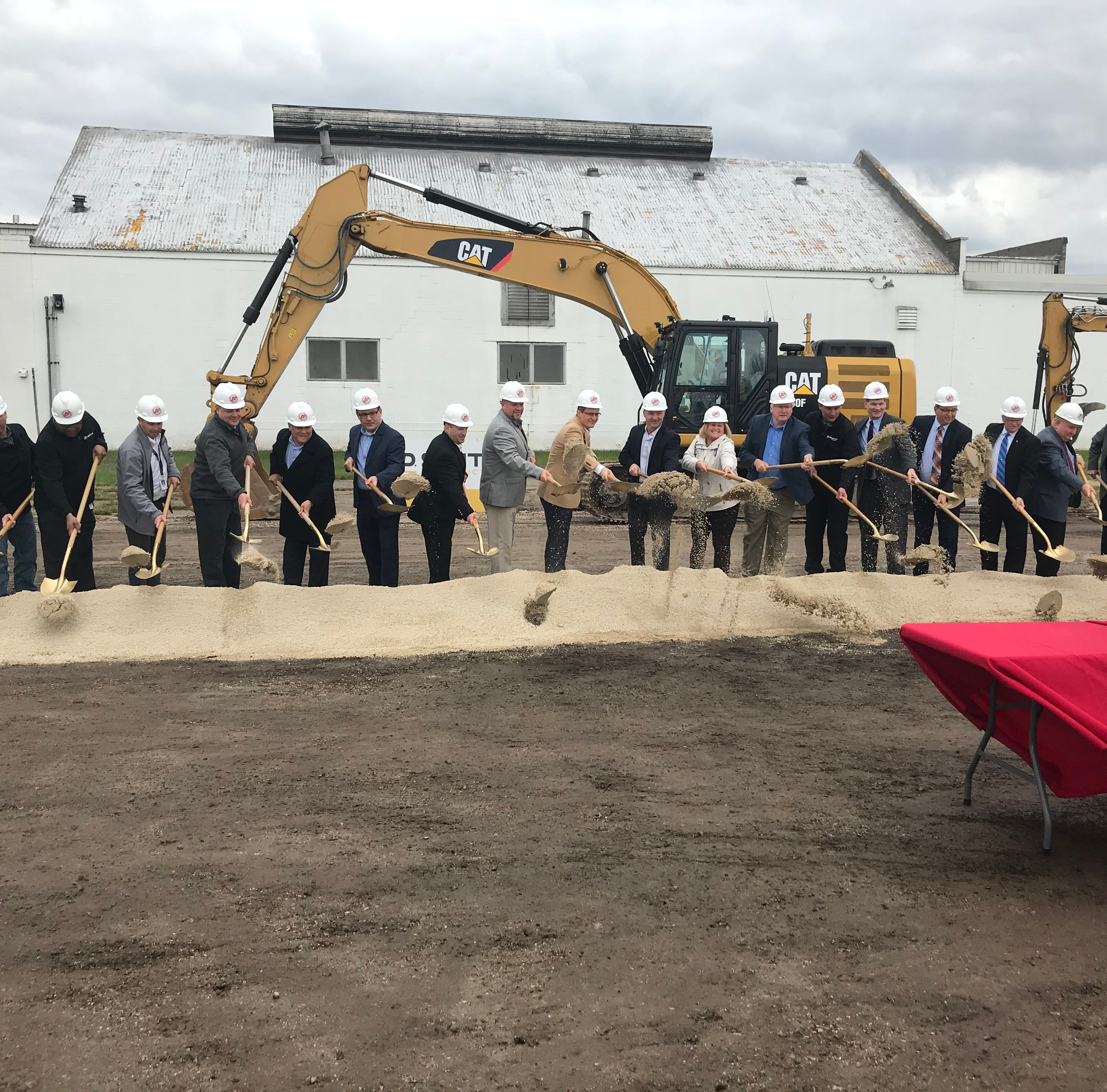 Mercury Marine breaks ground on 30,000-square-foot propeller plant expansion