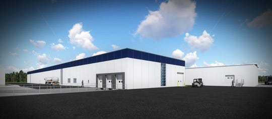 The expansion will add 30,000 square feet to Plant 98.
