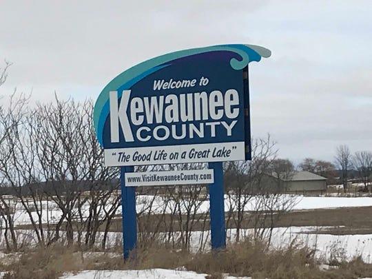 Kewaunee County.