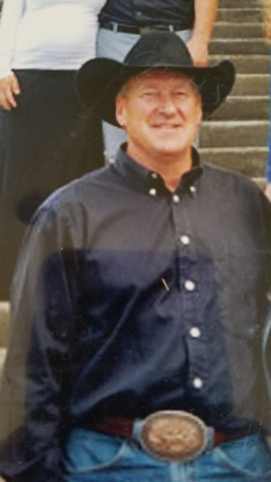 Larry Peabody qualified five times for the National Finals Rodeo in bareback. He won the National Intercollegiate Rodeo Association bareback crown in 1981 and was a four-time year-end champion in the Montana Pro Rodeo Circuit.
