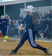 Annie Toon is one of the state's best hitters.