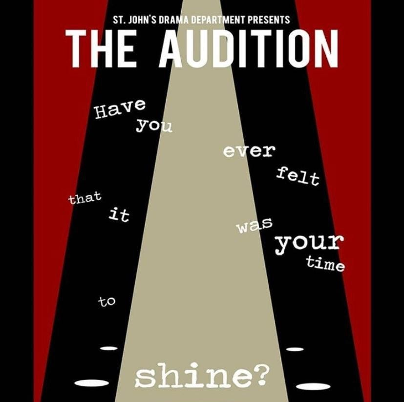 VIBE: St. John's putting on 'The Audition'