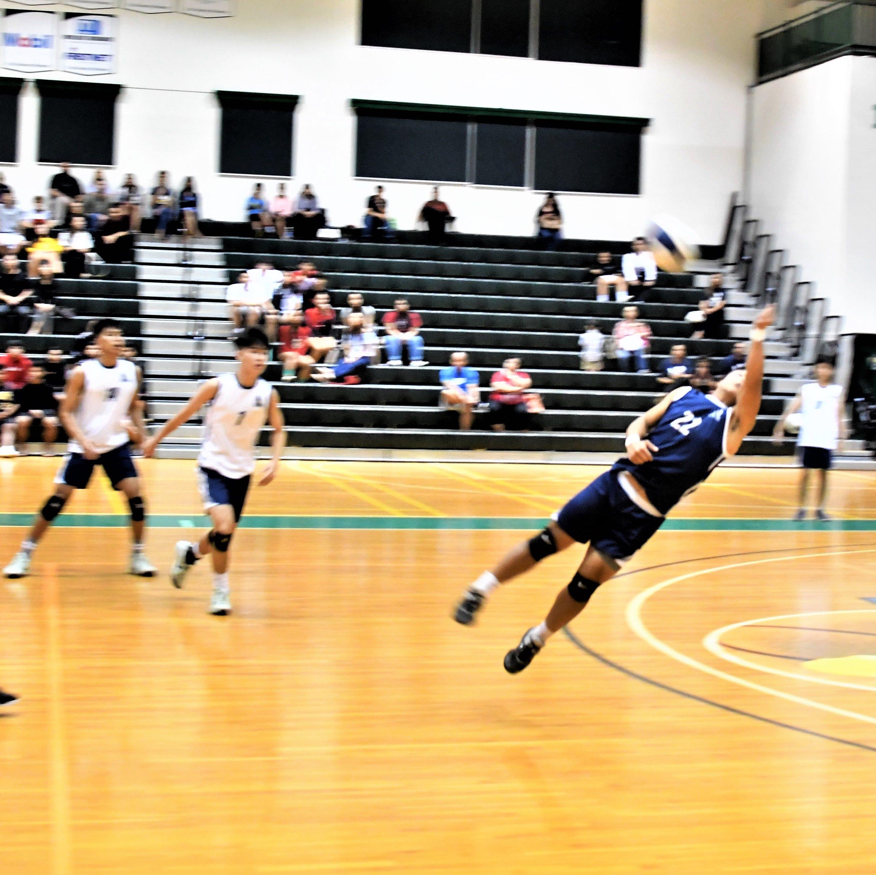 Harvest beats St. John's, advances to volleyball semifinals