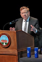 Mayor Jim Brainard is one of the highest paid mayors in Indiana, but he is only the 13th best paid employee in his city.