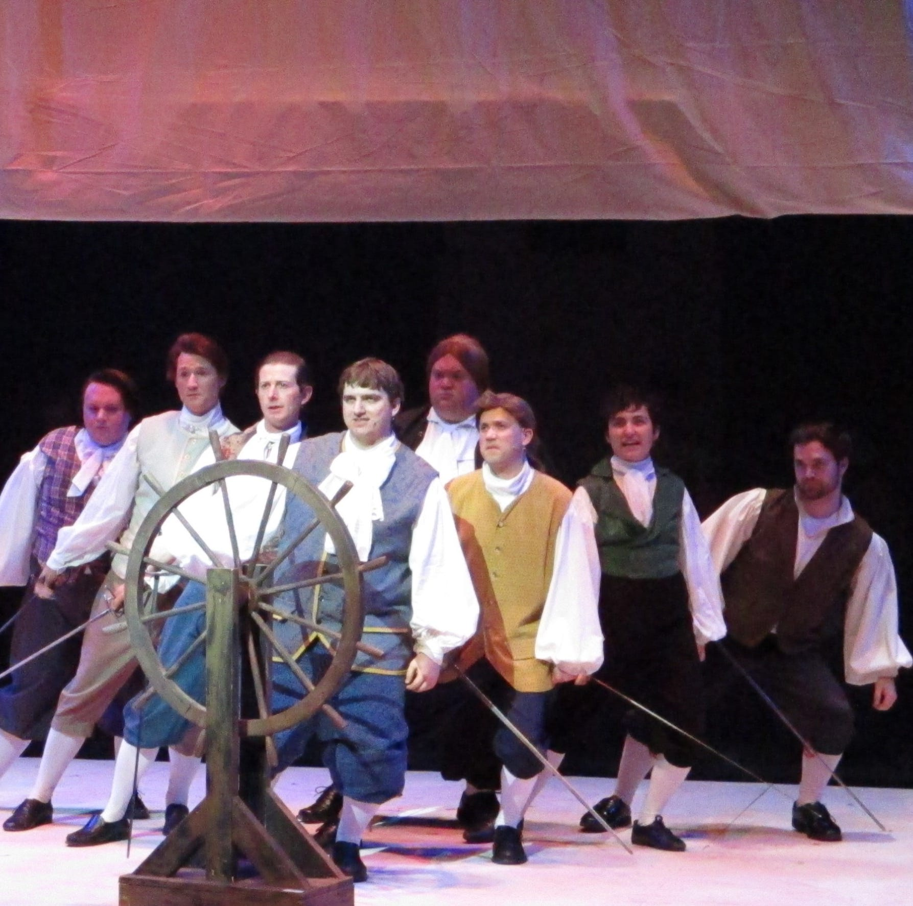 Coralville Center for the Performing Arts performs 'The Scarlet Pimpernel'