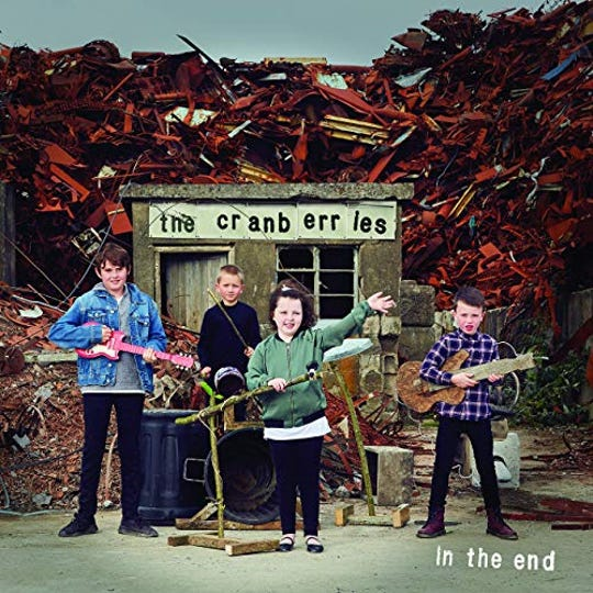 """In the End"" by The Cranberries"