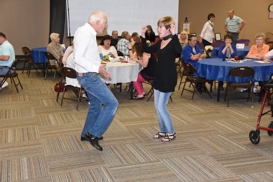 DJ Smokin' Bill Rutherford will be playing the sounds of the 1950s and '60s in the library of the Knox County Museum of Education for Sock Hop V.