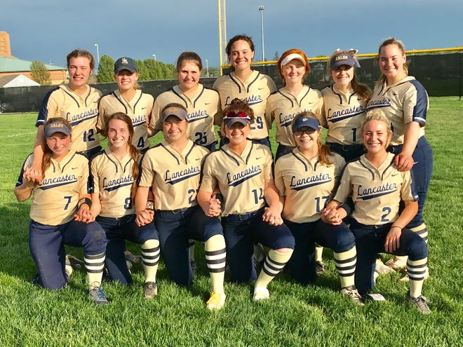 The Lancaster softball team defeated Pickerington North, 10-0, Thursday to clinch a share of the Ohio Capital Conference-Ohio Division championship. It marked the second straight year the Lady Gales have won a league title. They improved to 15-7 overall and finished 8-2 in the league.