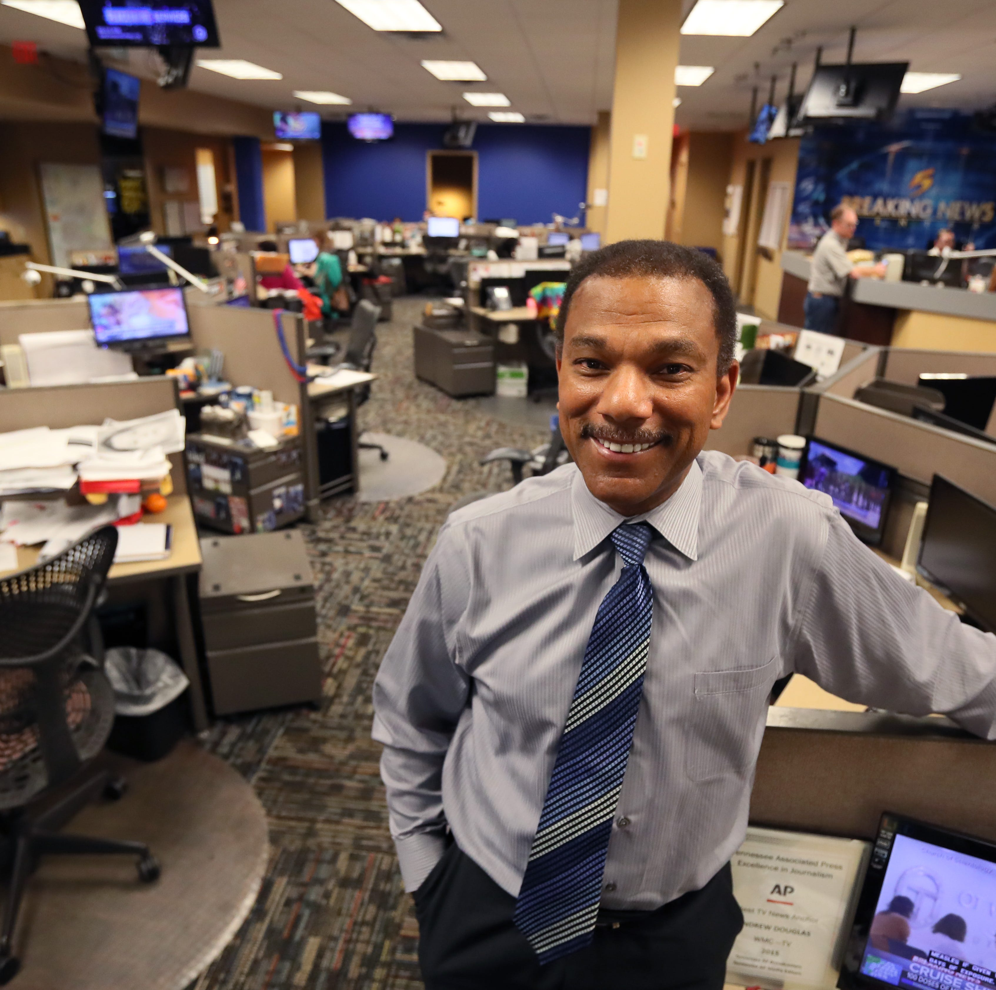 After 40 years on air, Jarvis Greer is a Memphis sports institution and 'an endangered species'