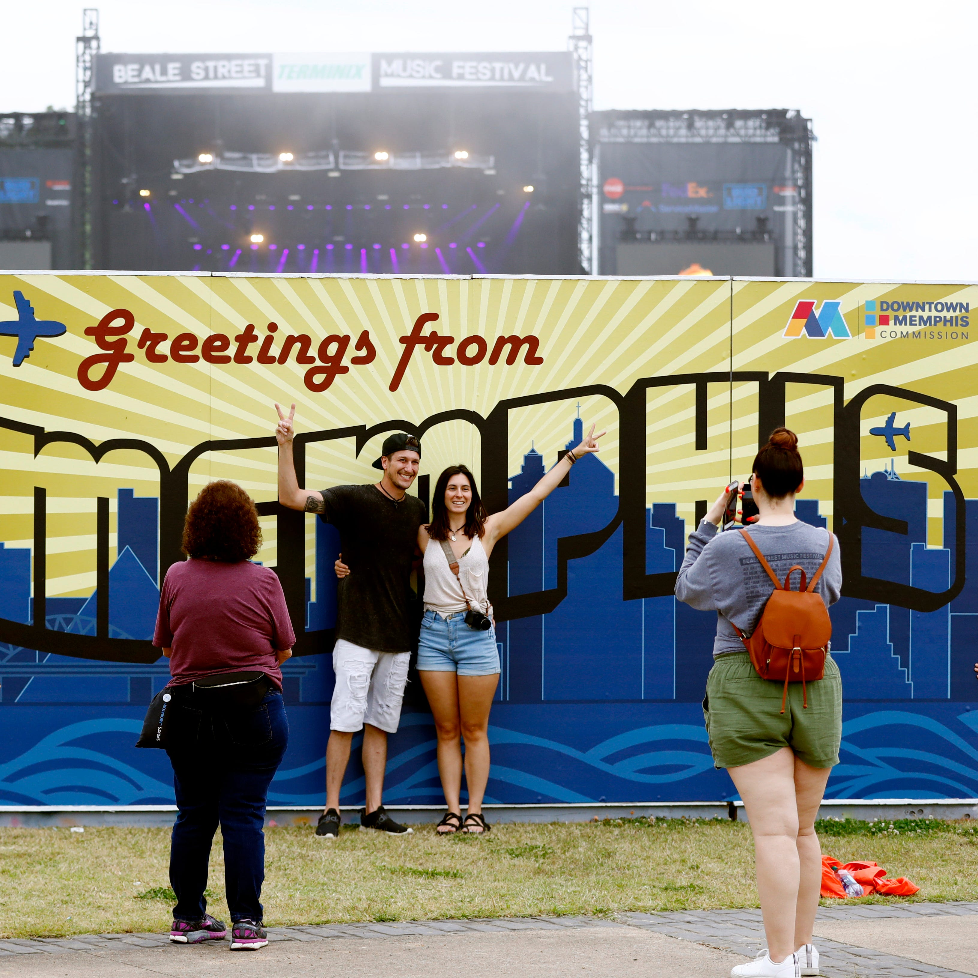 Beale Street Music Festival live blog: Friday at Memphis in May