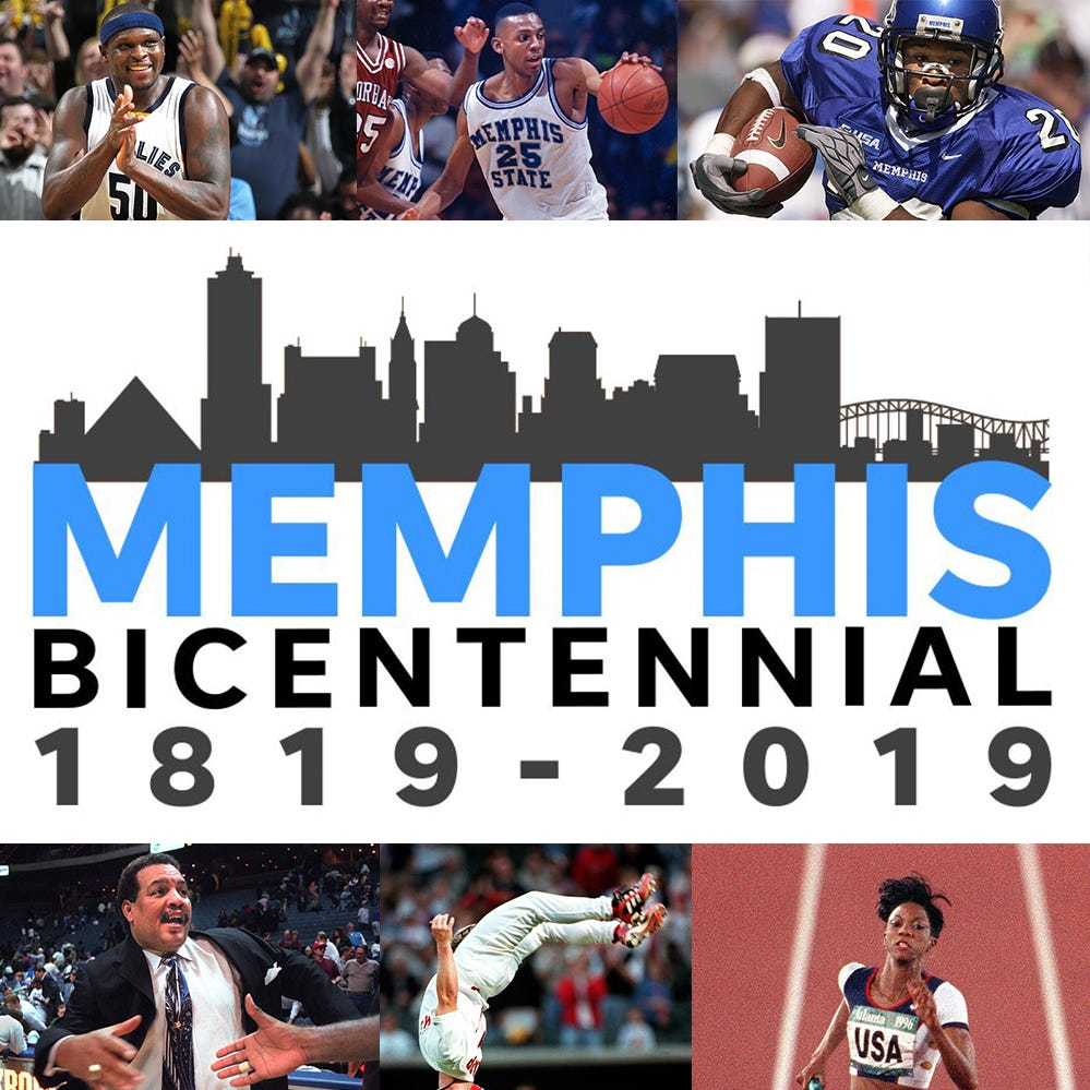 Memphis Bicentennial: The most notable sports figures in Bluff City history