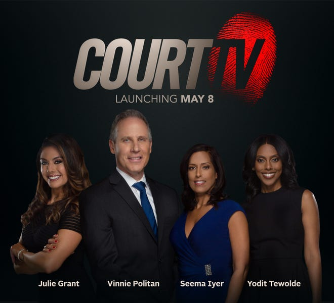 Court TV returns to the airwaves as an over-the-air channel May 8.