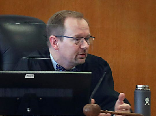 Judge Mark Sanders said he does not believe Nancy Moronez has taken responsibility for her crimes as he sentences her for killing three infants.
