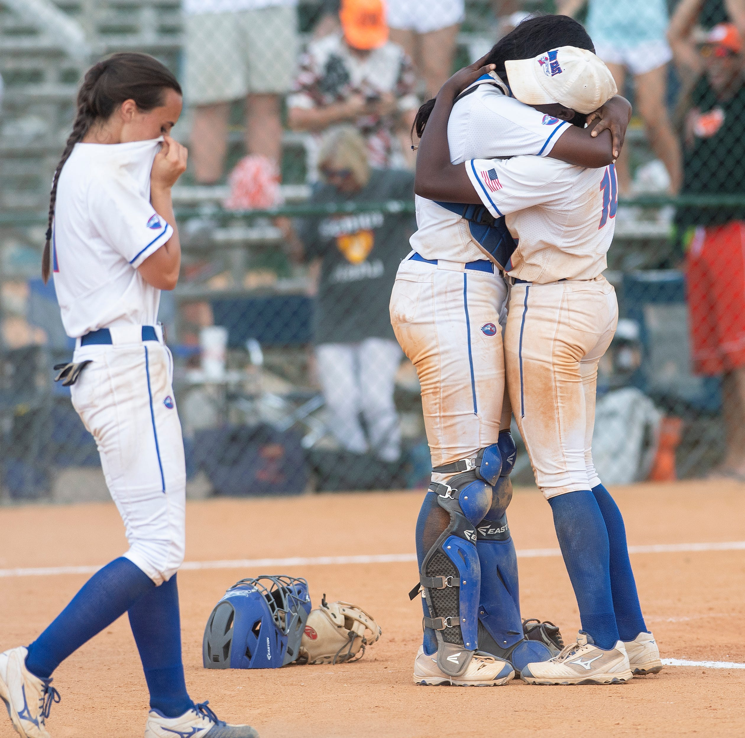 Disappointment: To Macon-East, being runner-up a letdown