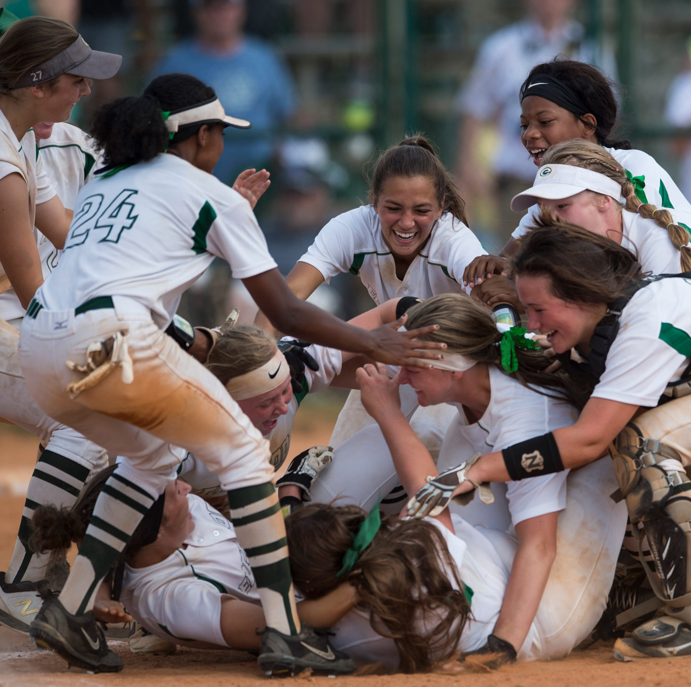 Repeat feat: Edgewood reigns again in AISA softball