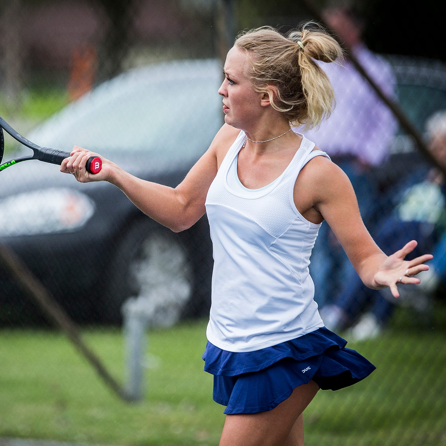 HS rundown: Delta girls tennis finishes regular season with just one loss