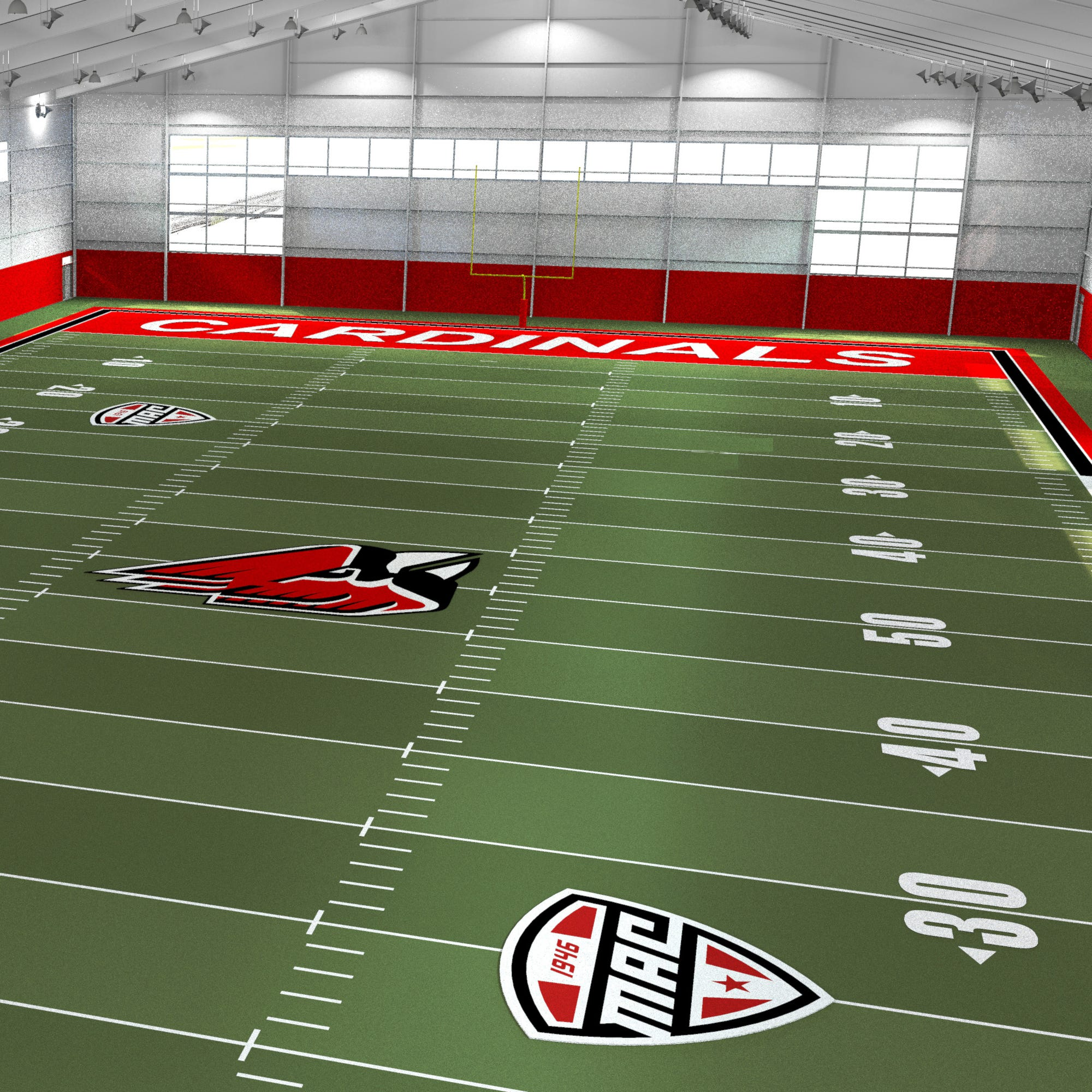 Ball State announces indoor football practice facility coming