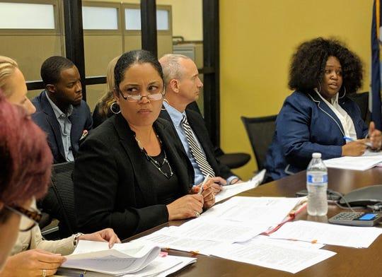 Metro Chief Procurement Officer Michelle Hernandez Lane