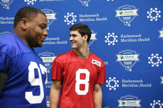 meet 74365 2d52c NY Giants rookie takeaways, including first impression of ...
