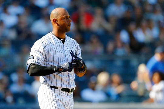 Aaron Hicks is expected to return to the Yankees lineup on Monday.
