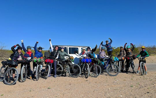 There are plenty of biking organizations that work with the BLM to keep the trails in peak biking condition
