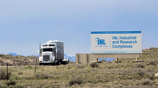 As many as seven transuranic waste shipments leave DOE's Idaho National Laboratory Site each week headed for EM's Waste Isolation Pilot Plant.