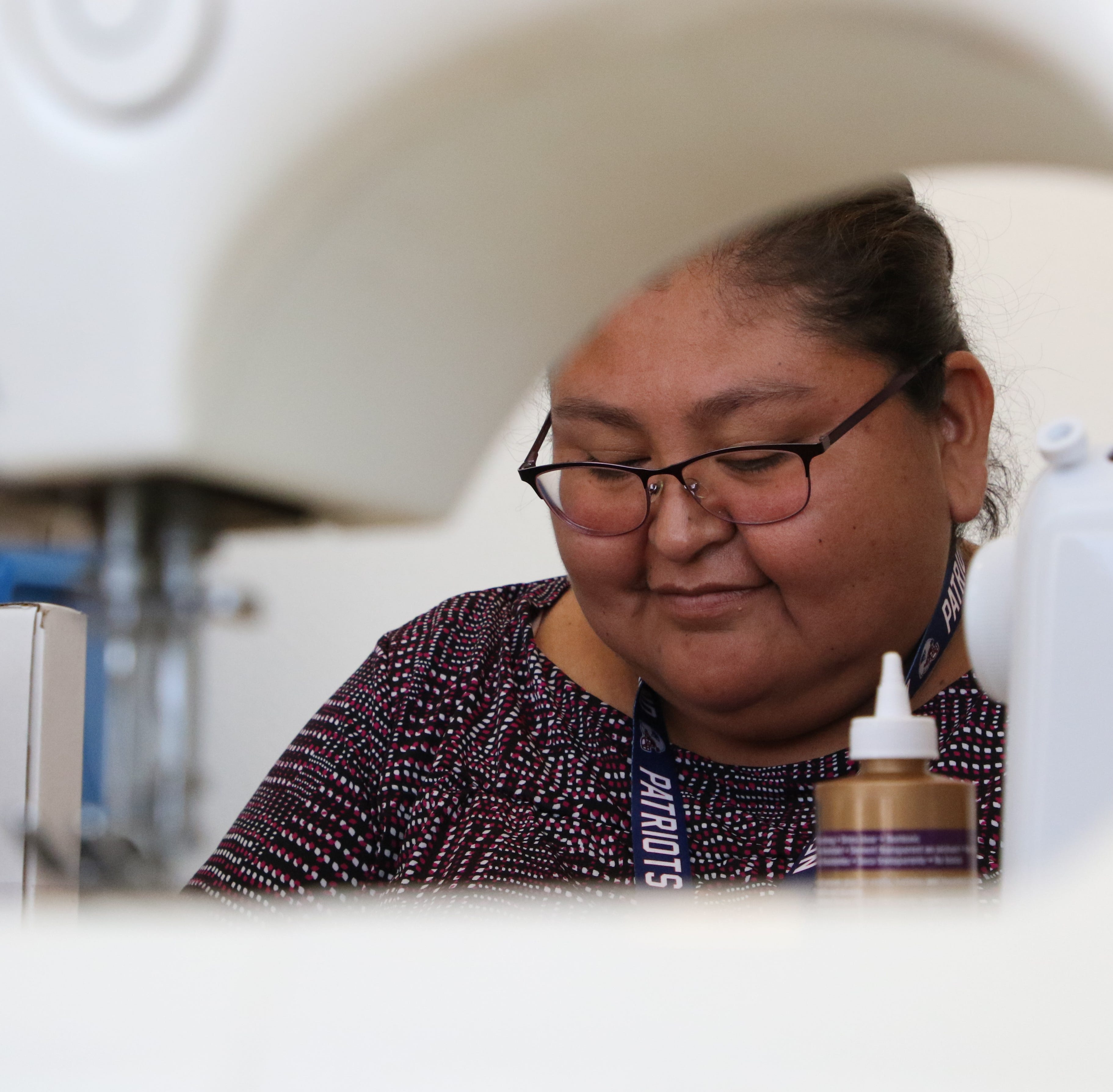 Program's workshops carry on Navajo art, cultural knowledge